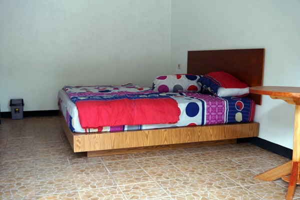 pangrango bedroom